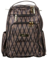 Ju-Ju-Be Infant Girl's 'Legacy - Be Right Back' Diaper Backpack - Brown