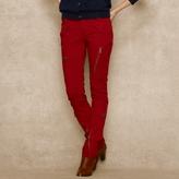 Ralph Lauren Blue Label Stretch-Cotton Cargo Pant