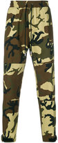 Givenchy camouflage print track pants - men - Cotton/Acetate/Viscose - 46