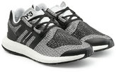 Adidas Y-3 Pureboost Sneakers with Leather