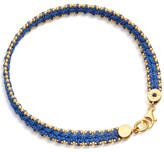Astley Clarke Cerulean Woven Biography Bracelet