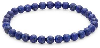 Effy Men's Lazuli lapis Beaded Bracelet