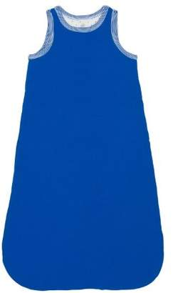 Petit Bateau 67507 - Hand - Unisex Baby Sleeping Bag - Electric Blue - One Size