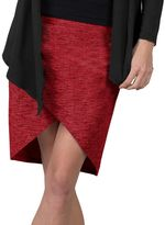 Soybu Women's Wren Petal Hem Skirt