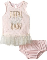 Mud Pie Doll Baby Dress Bloomer Set Girl's Active Sets