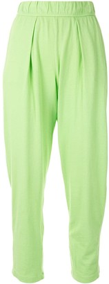 Raquel Allegra Jersey Easy pull-on trousers