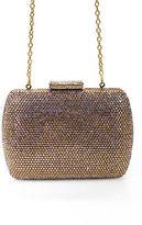 Serpui Marie Bronze Jeweled Carol Minaudiere Shoulder Handbag 250 90084720