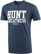 Reebok Short-Sleeve J.J. Watt Hunt Greatness Tee