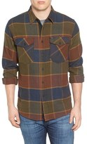 Brixton Men's Weldon Flannel Shirt
