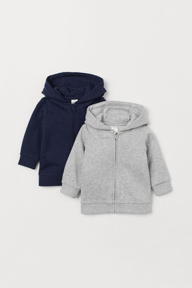 H&M 2-pack Hooded Jackets