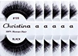 Christina 6packs Eyelashes - 199