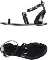 Proenza Schouler Toe strap sandals