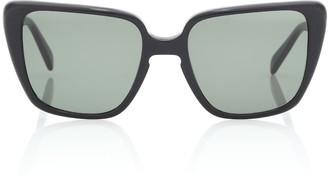 Celine Rectangular butterfly sunglasses