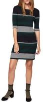 Sanctuary Women's 'Veronique' Stripe Knit Body-Con Dress