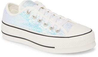 Converse Chuck Taylor® All Star® Sequin Embellished Platform Sneaker
