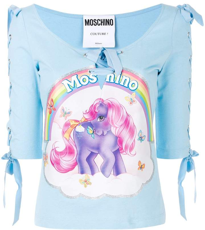 Moschino My Little Pony top