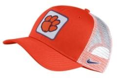 Nike Clemson Tigers Patch Trucker Cap