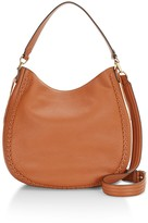 Rebecca Minkoff Unlined Convertible Boho Hobo Bag Whipstitch