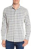 Grayers Men's Cresskill Trim Fit Plaid Corduroy Sport Shirt