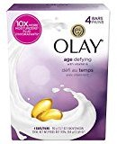 Olay Age Defying Beauty Bar Soap, 4 ct