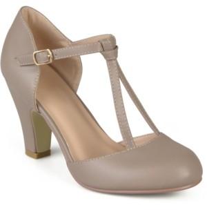 Journee Collection Women's Toni Pumps Women's Shoes