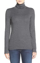 Splendid Women's '1X1' Turtleneck