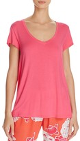Josie Scoop Neck Tee