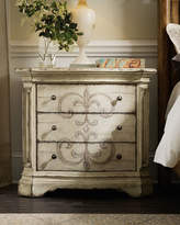 Hooker Furniture Adelina 3-Drawer Nightstand