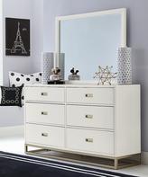 Hillsdale Tinley Park Dresser & Mirror