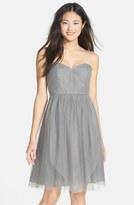 Jenny Yoo Women's 'Wren' Convertible Tulle Fit & Flare Dress