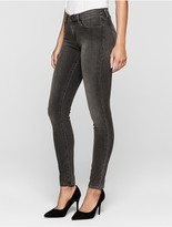 Calvin Klein Jeans Skinny Charcoal Grey Jeans