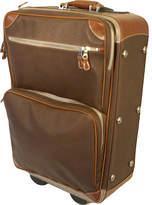 Mulholland Carry On Trolley Endurance - Hazel Endurance Leather Carry On Luggage
