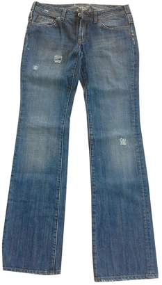 GUESS Blue Denim - Jeans Trousers