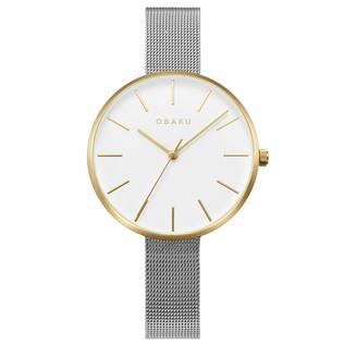 Obaku Dress Watch (Model: V211LXGIMC)