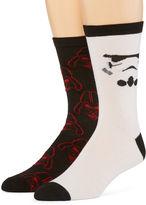 Star Wars STARWARS 2-pk. Casual Crew Socks