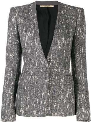 Balenciaga Pre Owned 2000's Marled Blazer Jacket