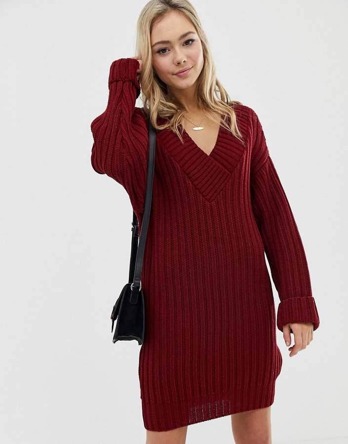 dbf03ca2c1 Asos Knit Dresses - ShopStyle