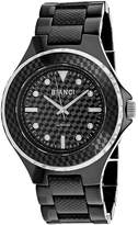 Roberto Bianci Womens Black Bracelet Watch-Rb2790