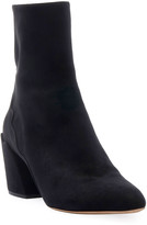 Chloé Laurena Ankle Suede Booties