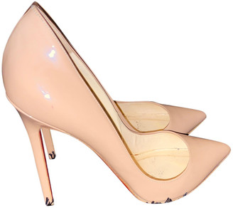 Christian Louboutin So Kate Other Patent leather Heels