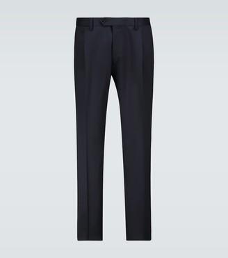 Lardini Wool tailored pants