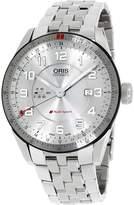 Oris Men's Audi Sport 44mm Steel Bracelet Automatic Watch 01 747 7701 4461-MB