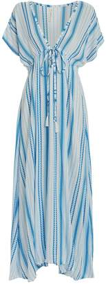 Cool Change Coolchange Olivia Horizon Striped Kaftan