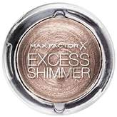 Max Factor Excess Shimmer Eyeshadow Pots Copper 20 (Pack of 2)