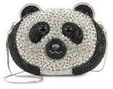 La Regale Glimmering Panda Clutch