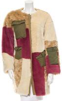 Miharayasuhiro Faux Fur Utility Coat