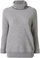 Woolrich Wool Turtle Neck Sweater