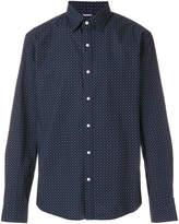 MICHAEL Michael Kors micro-print shirt