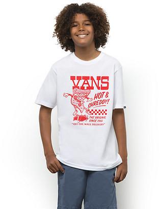 Vans Boys Shredy T-Shirt