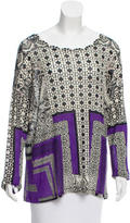 Etro Knit Patterned Top w/ Tags